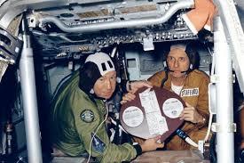 apollo 16 17 apollo soyuz manned spaceflight collection