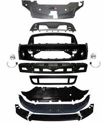 2013 ford mustang gt parts 2013 2014 shelby gt500 front end conversion kit cag m gt500fe