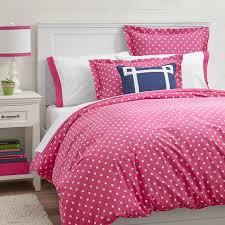 Pb Teen Duvet Dottie Duvet Cover Sham Pink Magenta Pbteen