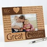 baby gifts for grandparents personalizationmall