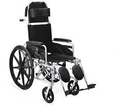 reclining wheelchair live better