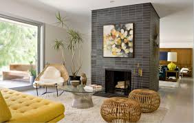 The Living Room Boston by Amazing Sunshiny Living Room Design With Stone Fireplace Finest