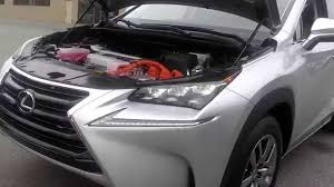lexus nx 300h electric range 2015 lexus nx300h interior exterior review youtube