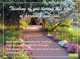 heartfelt condolences ecard for the loss of a loved one see all