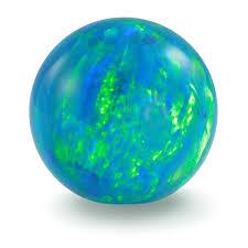 blue opal blue green opal