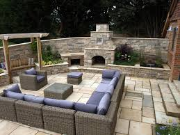 Garden Firepit Pit Trough Astonishing Walled Garden With Fireplace And