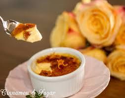 orange cinnamon crème brûlée youtube