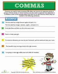 writing printables for all ages sentence fragments and sentences