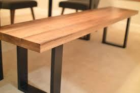 wood metal dining table bench buffet bar height legs decor canada