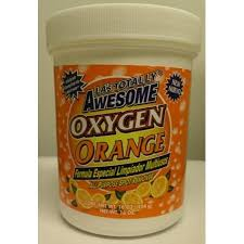 Las Totally Awesome La U0027s Totally Awesome Oxygen Orange All Purpose Spot Remover 16 Oz