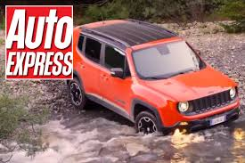 jeep renegade camping jeep renegade review tested on and off road youtube