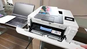 hp color laserjet pro m252 hands on 4k uhd youtube