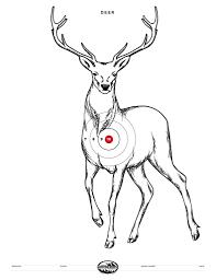 printable shooting targets pdf printable shooting targets and gun targets nssf