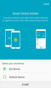 how to easily transfer everything from an iphone to a samsung