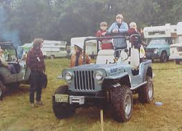 jeep stuck in mud jim carter u0027s 100mph plaque ewillys