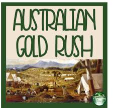 australian gold pack timeline cards writing prompts