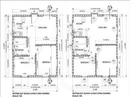 Concrete Block Home Plans by House Unique Plan Simple Concrete Block House Plans Simple