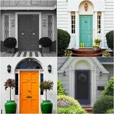 Colonial Exterior Doors Design Megillah Front Doors