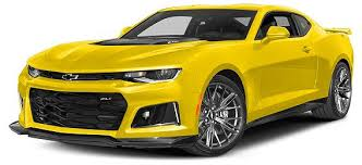 yellow chevrolet camaro zl1 for sale in