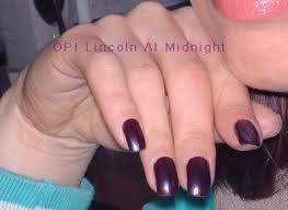 opi lincoln park at midnight reviews photos makeupalley