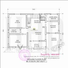 Kerala Home Design First Floor Plan by Baby Nursery Civil Plan For Home Civil Engineering House Plans