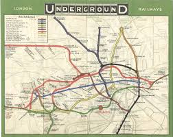 The 606 Map File Tube Map 1908 Jpg Wikimedia Commons