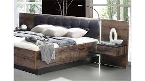 Schlafzimmer Bett Mit Led Bellevue Bett Schwarzeiche Und Schlammeiche Led