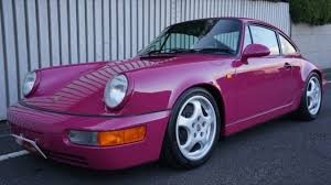 old porsche spoiler is this porsche 911 rs the perfect blend of modern and classic