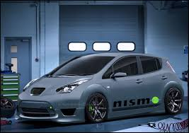 stanced nissan leaf danyutz u0027s profile u203a autemo com u203a automotive design studio