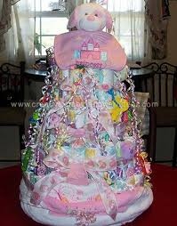 baby shower diaper cakes photos submitted by our readers
