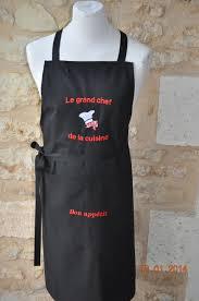 tablier de cuisine professionnel pas cher enchanteur tablier de cuisine homme pas cher et tablier de cuisine