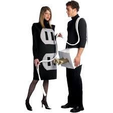 Halloween Burglar Costume Plug U0026 Socket Couple Costume Costumes Couples