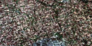 Satellite View Map Lucan On Free Satellite Image Map 040p03 At 1 50 000