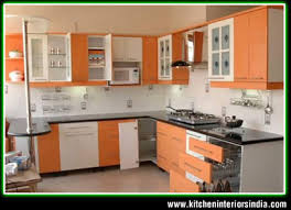 Modular Kitchen Interiors Modular Kitchen Interiors Manufacturer In Punjab Aluminium