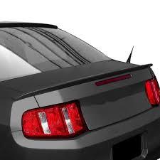 2010 mustang spoiler ford mustang 2010 factory style flush mount rear spoiler