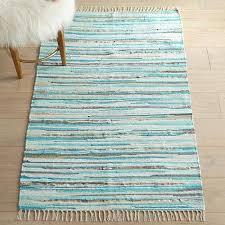 chindi jute metallic blue 3 5 rug everything turquoise