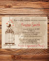 vintage bridal shower invitations items similar to vintage bridal shower invitation vintage postcard