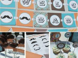 little man mustache baby shower little man baby shower decorations little man mustache baby