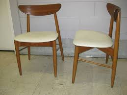 Mid Century Modern Dining Table Kitchen U0026 Dining Attractive Mid Century Dining Chairs For Home