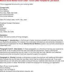 medical social work resume examples worker within cover letter 17