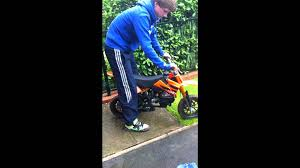 motocross bikes 50cc mini moto dirt bike 50cc for sale on ebay youtube