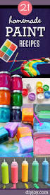 best 25 homemade paint ideas on pinterest diy childrens paint