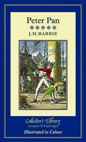 peter pan sir barrie 9781907360923