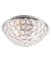 buy living joy flush champagne ceiling light at argos co uk your