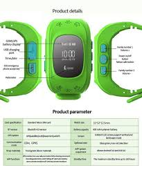 gps tracker android sinopro q50 children smart wrist with
