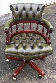 fauteuil de bureau chesterfield fauteuil de bureau chesterfield captain fauteuil de bureau techni