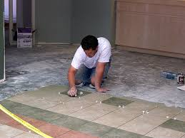 amazing of installing floor tile installing floor tile for