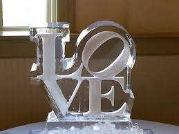 why you should consider a wedding ice sculpture easy weddings