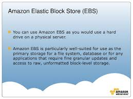 amazon cloud drive black friday stored at facilities introduction to amazon web services