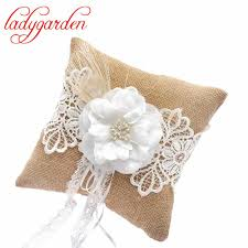 online get cheap wedding ring bearer pillow aliexpress com